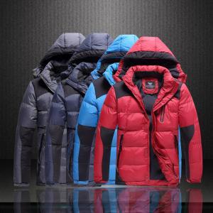Quality Newly winter designer fashionale A-rmani eiderdown cotton thickening cotton-padded jackets wholesale