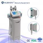 Quality 1800w Blue Ultrasound Cavitation Cryolipolysis Slimming Machine 2MHZ RF wholesale
