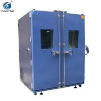 Quality Double Doors Programmable controller 1000 L climate simulation test constant temp. humi. test chamber wholesale