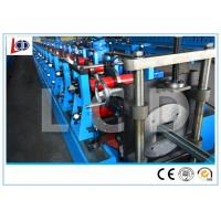Quality 41*41 Mm C Channel Cold Roll Forming Machine For Solar Stents Production wholesale