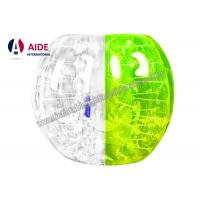 Quality Customized Inflatable Ball Game Soccer Bubble Giant Inflatable Ball For Kids wholesale