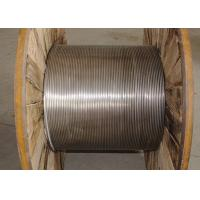 China Industrial Stainless Steel Coiled Tubing TP316 / 316L For Water System EN10204 3.1 on sale
