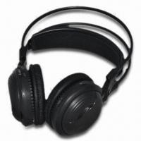 Quality Wireless Headset with 10m Operating Distance and 2.4GHz ISM Band Frequency for Computers wholesale