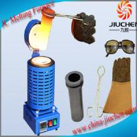 Quality Electric Aluminum Crucible Melting Furnace for Sale wholesale