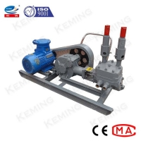 China CE 3.6m3/H 5.5KW 4Mpa 60L/Min Cement Grouting Pump on sale