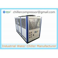 Quality 20 tons Scroll Copeland Compressor Air Cooled Industrial Water Chillers wholesale