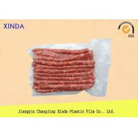 PA / PE Plastic Vacuum Pack Bags for Food Packaging 16.5 x 22 cm 68 micron