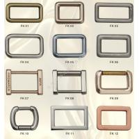 Quality Quadrate Buckle Parts & Accesories in Zinc Alloy Die Casting Mould Moulding wholesale