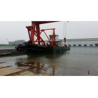 Buy cheap 14inch hydraulic cutter suction dredger from wholesalers