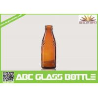 Quality Mytest Cheap 150ml Amber Syrup Glass Bottle wholesale