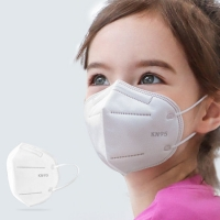 Quality 5 Layers Protective Winter Earloop Anti Pollution Mask for Kids Child wholesale