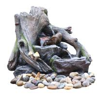 Buy cheap SAC # S00254 Creek Stake Rock Water Fountains For Garden / Patio from wholesalers