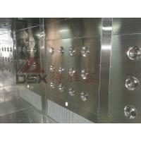 Quality Stainless steel tunnel  air shower wholesale