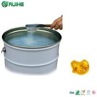 Quality High Stability To Ozone Medical Grade Silicone Rubber Translucent RoHS FDA MSDS wholesale