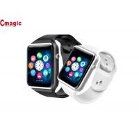 Quality Sports Tracking Bluetooth Digital Smart Watch , Screen Touch Watch Support Sim Card wholesale