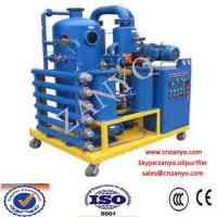 Quality ZYS Single stage vacuum transformer oil purifier wholesale