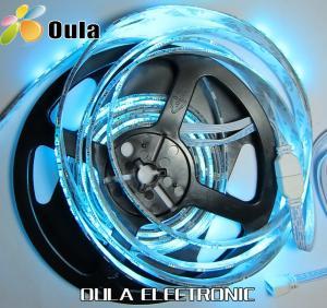 Quality 5m / Roll DC 12V Osram Flexible led Strip Lights RGB of 60 PCS / M Low Power Consumption wholesale