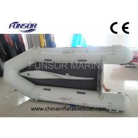 Quality Small 360cm ORCA Hypalon Foldable Inflatable Boat With Airmat Floor wholesale