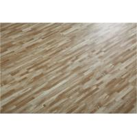 Quality Virgin Vinyl Plastic Wood Texture Pvc Click Flooring Plank For Indoor Using wholesale