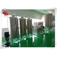 Quality Ultra Pure Industrial Water Treatment Systems Simple Operation Ro System wholesale