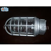 Quality IP65  Led Vapor Tight Lights Die - Cast Aluminum 4 X 4 X 6.1 Inches wholesale