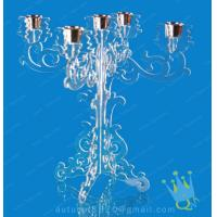 Quality CH (26) clear Acrylic tealight candle holders wholesale