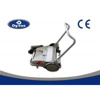 Buy cheap Manual Push Walk Behind Floor Sweeper , Floor Sweeping Cleaning Machine from wholesalers
