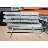 Quality Customized shop drawing hot dip galvanized structural steel members wholesale