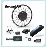 China Rear Motor Wheel Electric Bike Kit For Mountain Bike CE Certificate on sale