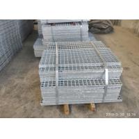 Quality Hot Dipped Galvanized Heavy Duty Steel Grating for Structural Components and Metal Work wholesale