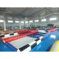 Quality 0.5mm PVC Tarpaulin Giant Inflatable Zorb Ball Collision For Zorb Ball wholesale