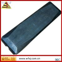 Quality Mini excavator rubber track pad  Track shoe wholesale