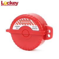 Quality Standard Safety Gate Valve Lockout Devices Anti Rust No Screw Metal Free Lock wholesale