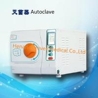 Quality Great Performance 23L B Class Dental Instrument Autoclave wholesale