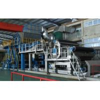 Quality Toilet Paper Machinery Crescent Former Tissue Paper Machine for Making Machine wholesale