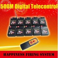 Quality 10 channels/cues 500m wireless remote control sequential & salvo fireworks firing system(DBR05-X1/10) wholesale