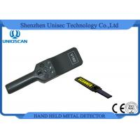 Quality CE / ISO certificated hand held metal detector Portable for high standard application wholesale