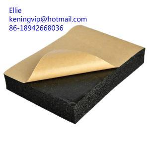 PE closed-cell foam material/NBR rubber foam sheets
