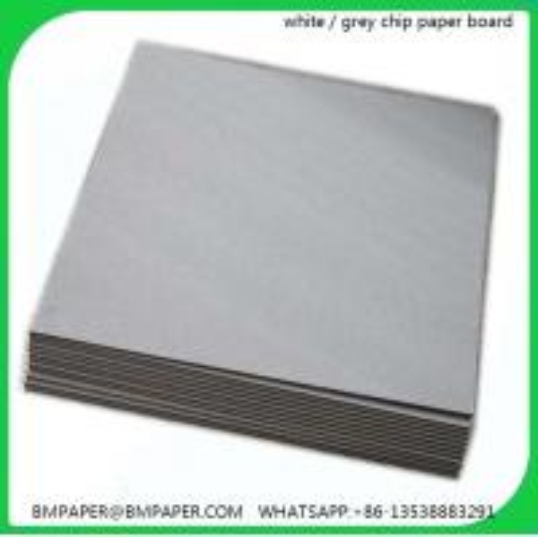 Cheap Supply laminated grey board /  laminated grey chipboard / high density laminate board for sale