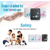 China Personal gps child tracking device for kids Reachfar RF-V16 gps monitoring device on sale