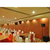 Quality Hotel Sound Proof Partitions ,  Banquet Hall Partition Wall 85mm wholesale