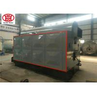 Quality 1000kg Biomass Steam Boiler / Water Tube Steam Boiler For Dry Cleaning Machine wholesale