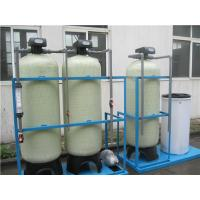Quality Industrial Water Softener Systems For Well Water OEM / ODM Available wholesale