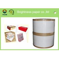 China Mechanical Pulp Grey Board Sheets , Soap Packaging Carton Board Sheets on sale