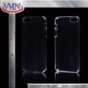 Crystal Slim skin Ultra thin Hard PC Back Case For Iphone5SE