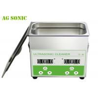 Quality Wholesale 3.2L Digital Ultrasonic Cleaner with Timer and Heater CE certified wholesale