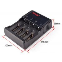 China I4 D4 Four Battery Charger For Different Size Lithium Batteries CE RoHS Certification on sale