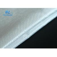 Quality White Fiberglass Fabric Cloth Heat Insulation For Fireproofing And Silicone Fabric wholesale