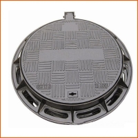 China EN10242 Manhole Cover D400 Monel Cast Iron Pipe Fittings For Roadway on sale