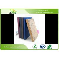 Quality Costom Colorful Catalogue Hard Cover Notebook with Film Lamination Surface Finish wholesale